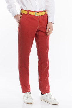 Pantalon MEYER NY C 5001 Rouge