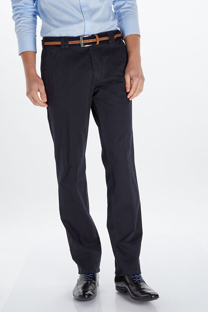 Pantalon chino coton stretch MEYER