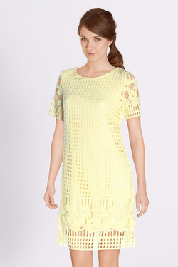 Robe MOLLY BRACKEN T196P17 Jaune