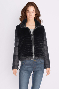 Blouson MOLLY BRACKEN OR66H17 Noir