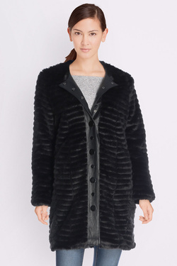 Manteau MOLLY BRACKEN OR64H17 Noir