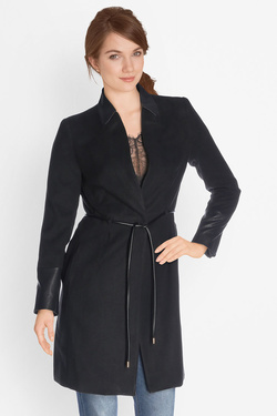 Manteau MOLLY BRACKEN T367H17 Noir