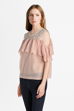 Blouse MOLLY BRACKEN T514P18 Rose