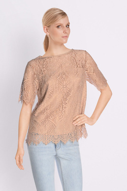 Blouse MOLLY BRACKEN T507P18 Rose saumon
