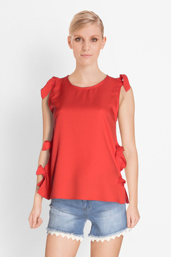 Blouse MOLLY BRACKEN P1002AP18 Rouge