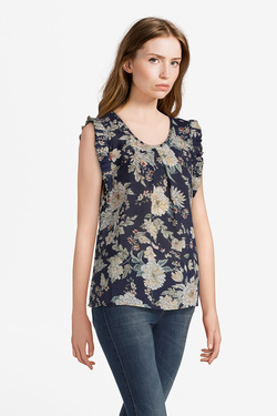 Blouse MOLLY BRACKEN P973BE18 Bleu marine