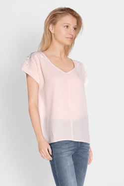 Blouse MOLLY BRACKEN LA13E18 Rose