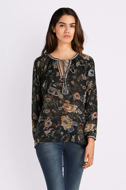 Blouse MOLLY BRACKEN G396P18 Noir