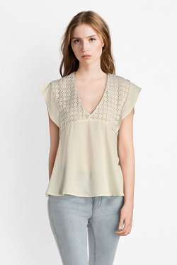 Blouse MOLLY BRACKEN LA14E18 Ecru
