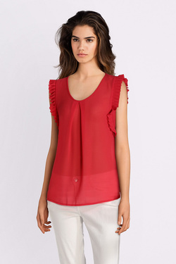 Blouse MOLLY BRACKEN P973AP18 Rouge