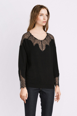 Pull MOLLY BRACKEN E266A18 Noir