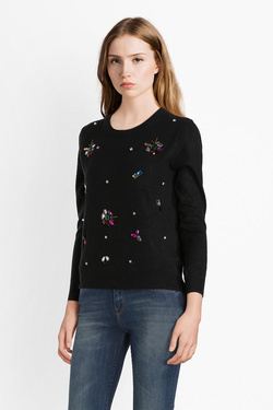 Pull MOLLY BRACKEN M2611A18 Noir
