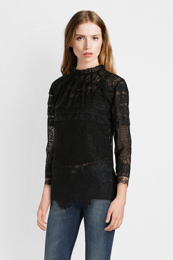 Blouse MOLLY BRACKEN WT08A18 Noir