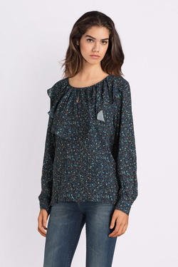 Blouse MOLLY BRACKEN G465A18 Bleu