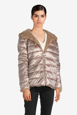 Blouson MOLLY BRACKEN OR88H18 Taupe