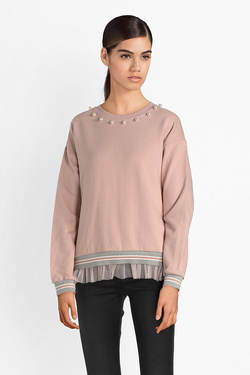 Sweat-shirt MOLLY BRACKEN SL205A18 Rose