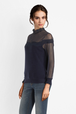 Pull MOLLY BRACKEN E1160H19 Bleu
