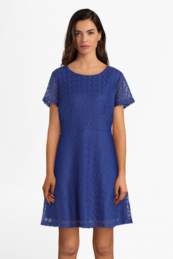 Robe MOLLY BRACKEN T802A19 Bleu