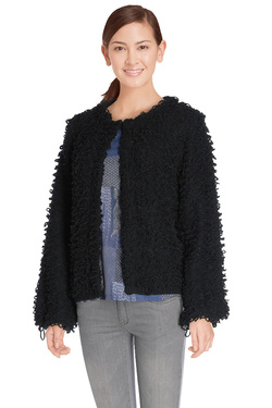 MOLLY BRACKEN - GiletS3000A16Noir