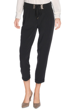 MORGAN - Pantalon162-PRITI.NNoir