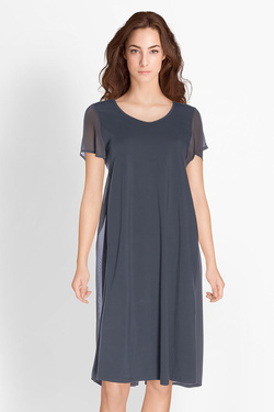 MYRINE AND ME - Robe070488/TAYLORBleu gris