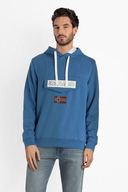 Sweat-shirt NAPAPIJRI N0YI7C Bleu