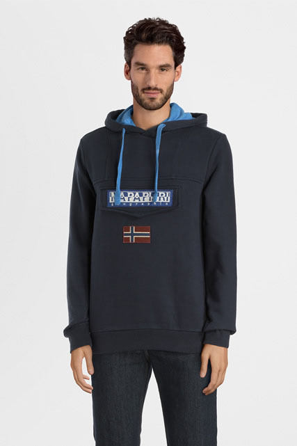 Sweat-shirt logo NAPAPIJRI