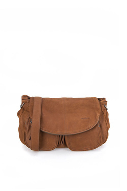 Sac NAT ET NIN LOLA Marron