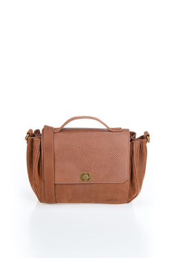 Sac NAT ET NIN IRIS Marron