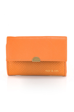 Porte Monnaie NAT ET NIN Lotti Orange