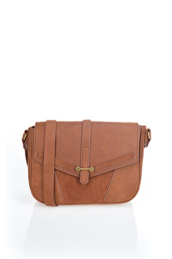 Sac NAT ET NIN PAOLA Marron