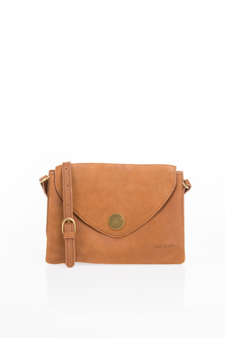 Sac NAT ET NIN SALLY Marron