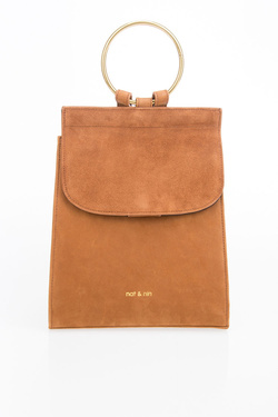 Sac NAT ET NIN HARLOW Marron