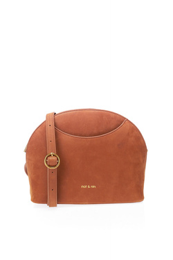 Sac NAT ET NIN APPOLINE Marron