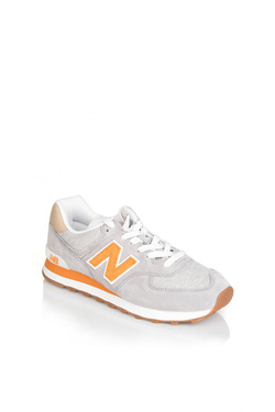 Chaussures NEW BALANCE ML574 Gris clair