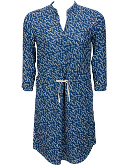 NICE THINGS Robe bleu WWA044