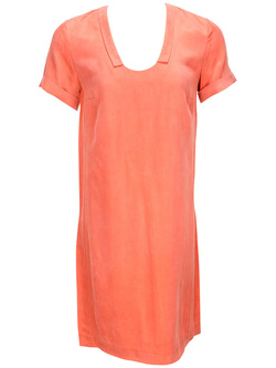 NICE THINGS Robe orange WWA149