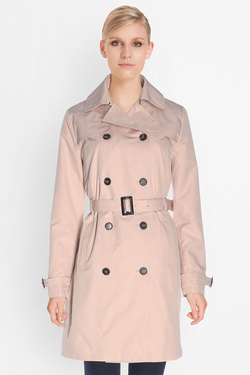 Trench NINA KALIO 49NK2IM800 Rose pale