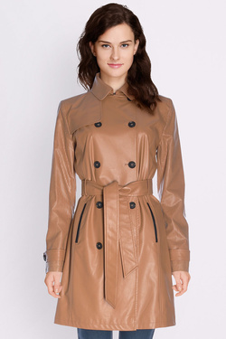 Trench NINA KALIO 49NK2IM801 Marron