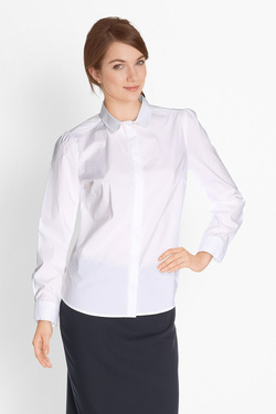 Chemise manches longues NINA KALIO 51NK2CH200 Blanc
