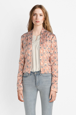 Veste NINA KALIO 51NK2VE704 Rose