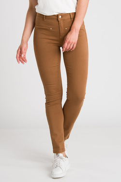 Pantalon NINA KALIO 54NK2PS200 Marron