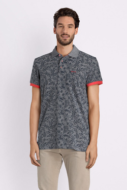 Polo NZA NEW ZEALAND AUCKLAND 18CN115C Bleu