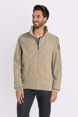Blouson NZA NEW ZEALAND AUCKLAND 19AN809 Beige