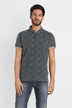 Polo NZA NEW ZEALAND AUCKLAND 19AN119 Gris