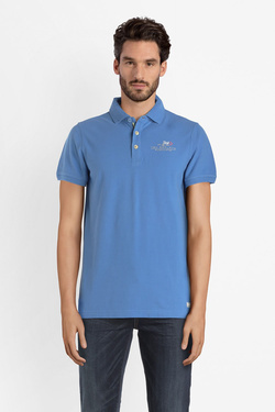 Polo NZA NEW ZEALAND AUCKLAND 19CN120 Bleu