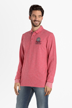 Polo NZA NEW ZEALAND AUCKLAND 19GN204 Rouge