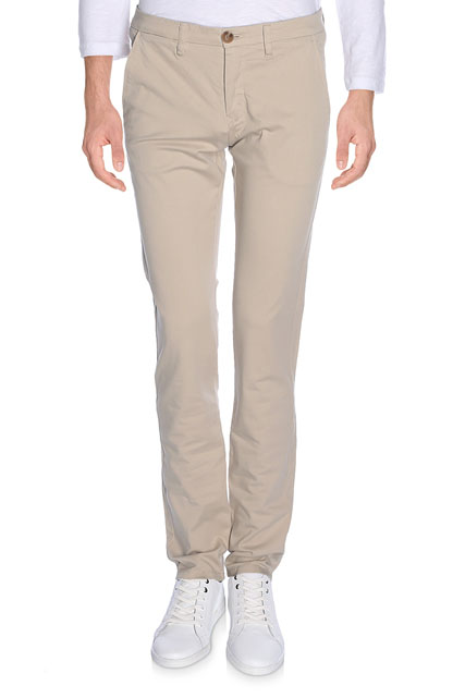 PANTALON CHINO COTON STRETCH ODB
