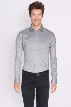 ODB - Chemise manches longues49OD1CV902Gris