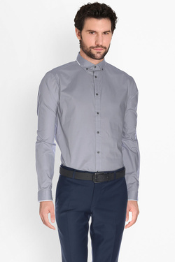 Chemise manches longues ODB 49OD1CV903 Gris